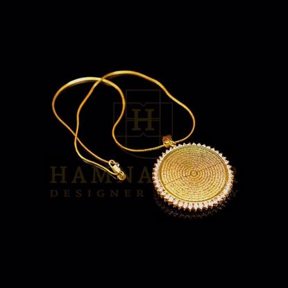 Picture of Yaseen sharif pendant