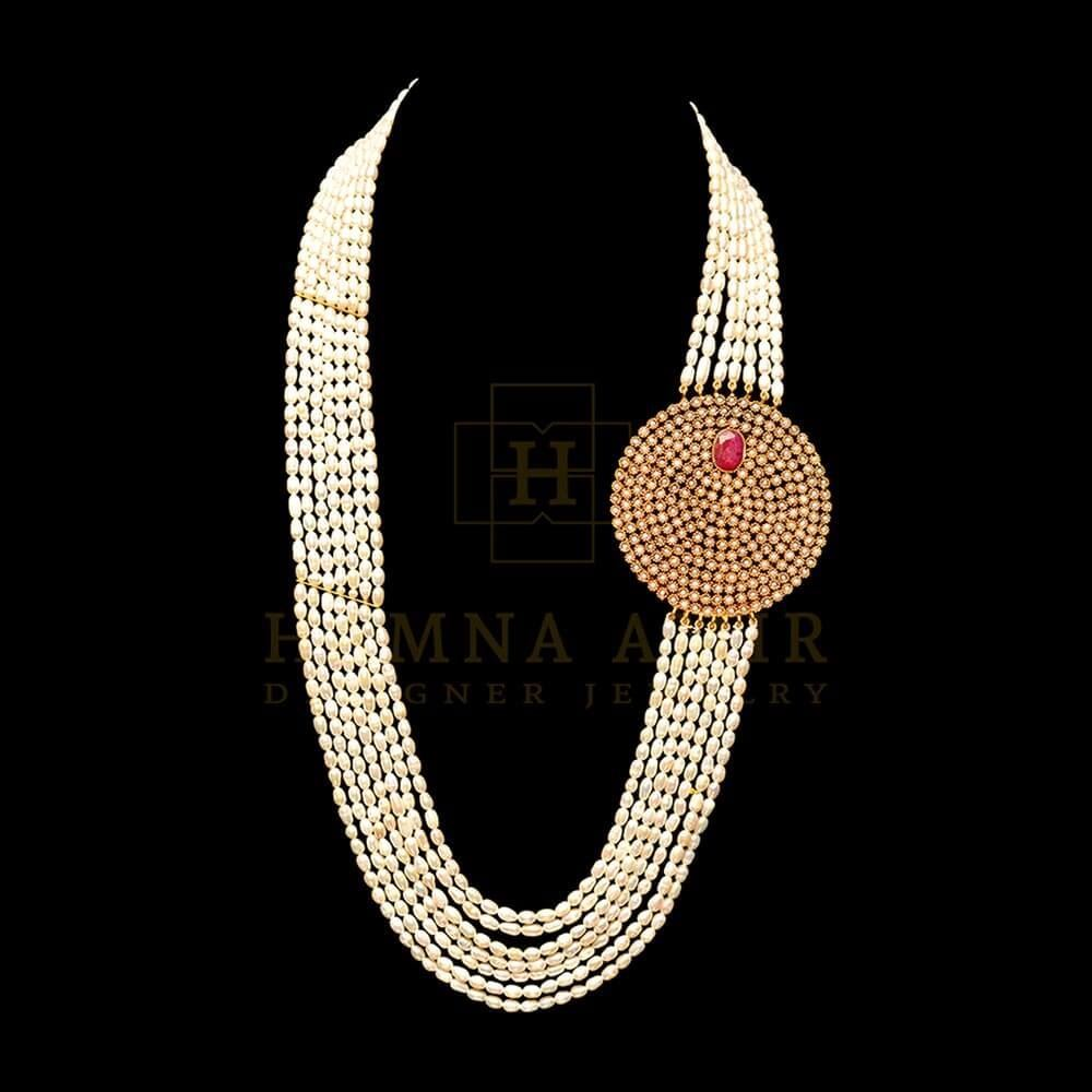 Picture of Pearl mala