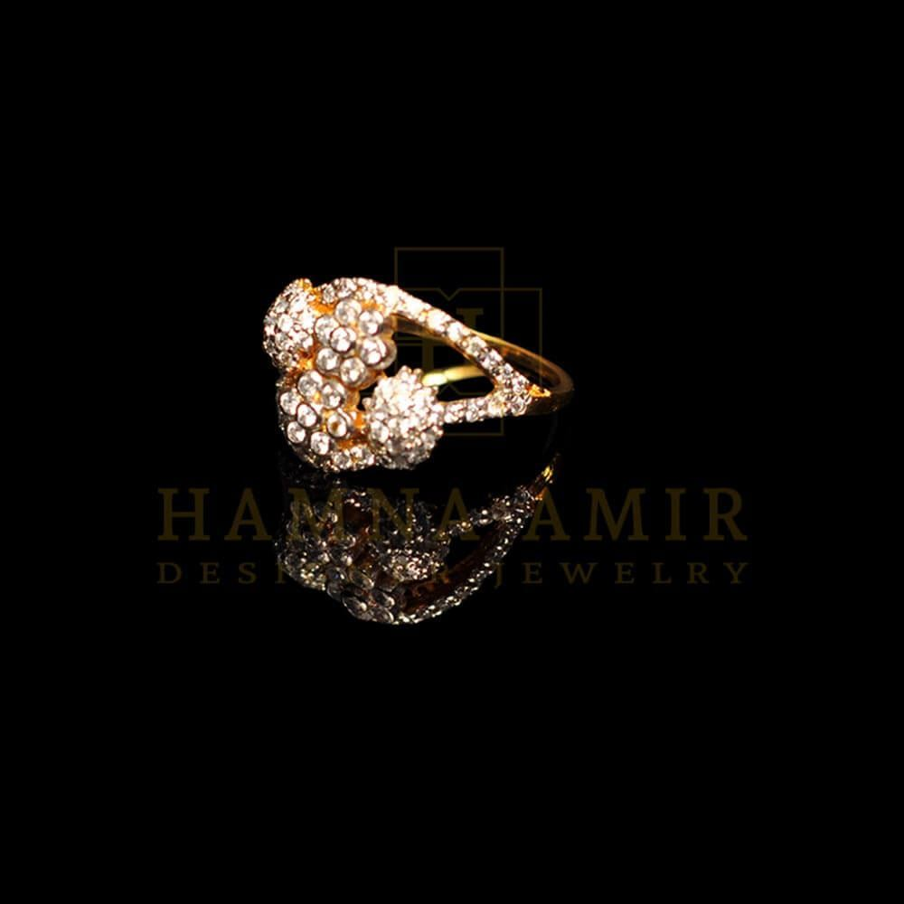 Picture of Zircon ring (e)