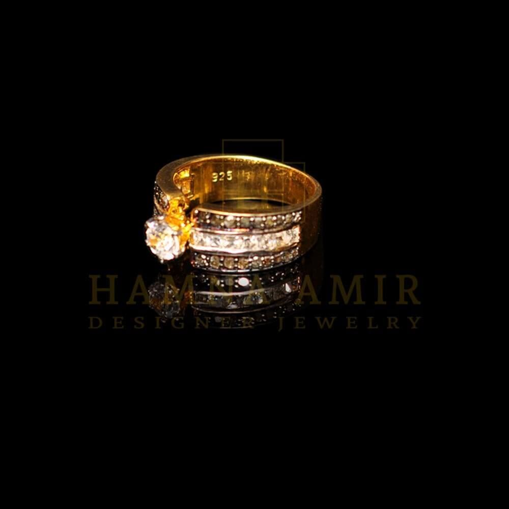Picture of Zircon ring (d)