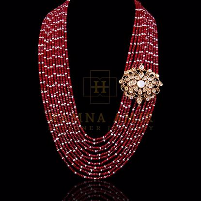 Picture of Ruby polki mala