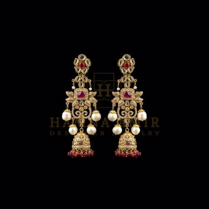 Picture of Ruby earrings