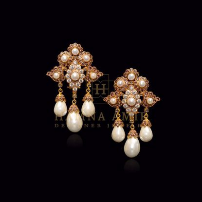 Picture of Pearl earrings