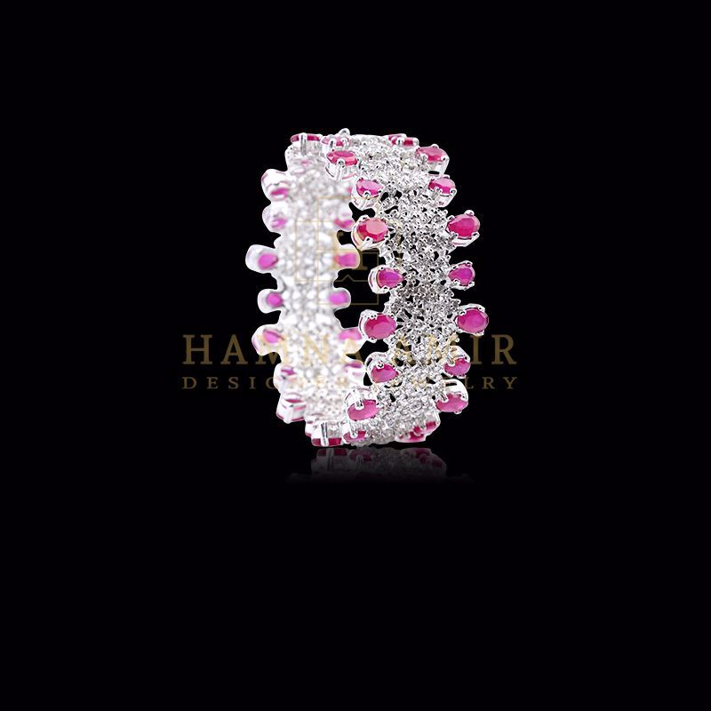 Picture of Signature ruby embedded karra