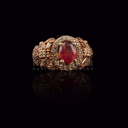 Picture of Ruby ring (g)