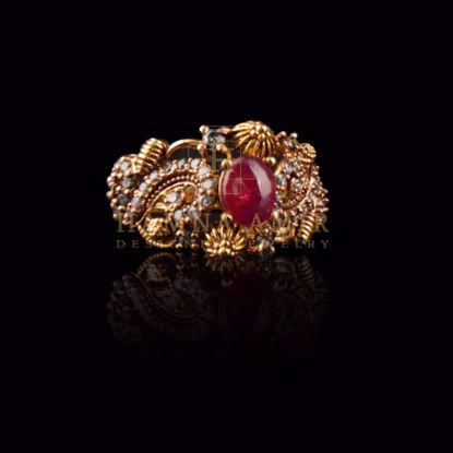 Picture of Ruby ring (f)