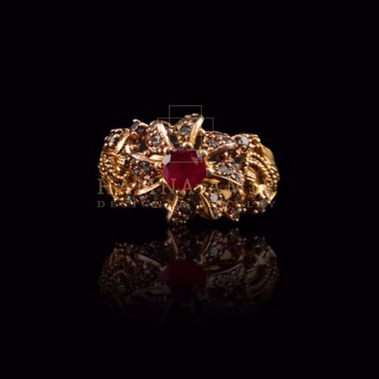 Picture of Ruby ring (d)