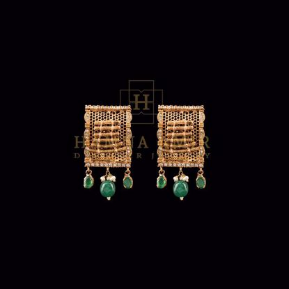 Picture of Exquiste choker earrings